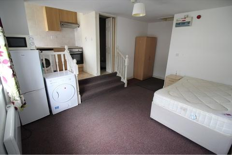 Studio to rent - West Luton Place, Adamsdown, Cardiff