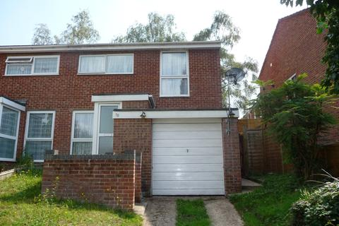 3 bedroom semi-detached house to rent - Oakwood Drive Lordswood UNFURNISHED