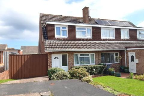 3 bedroom semi-detached house for sale - Norman Close, Exmouth