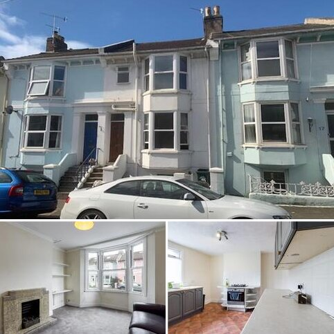 4 bedroom terraced house to rent - Yardley Street, Brighton