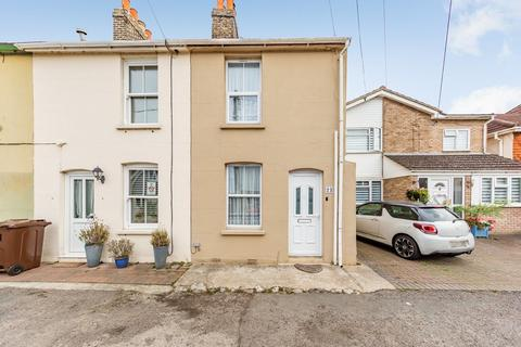 2 bedroom end of terrace house for sale - Castle Street, Upnor, Rochester