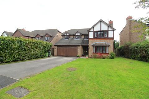 4 bedroom detached house for sale - Bickerton Way, Kingsmead