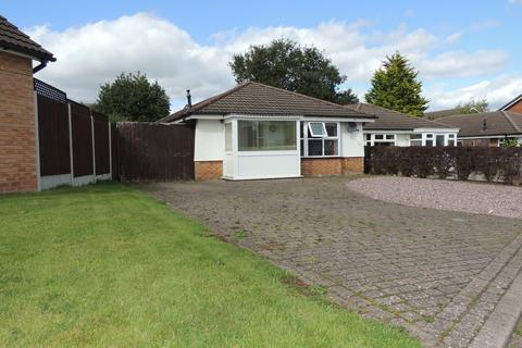 2 bedroom detached bungalow for sale - Beeston Close, Middlewich
