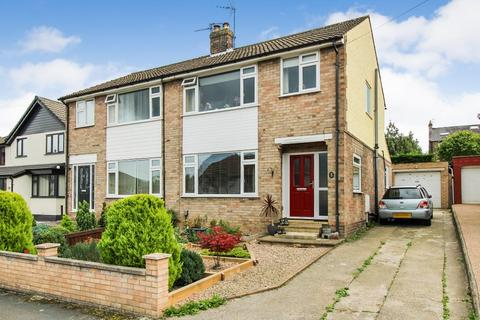 3 bedroom semi-detached house for sale - St. Margarets Road, Knaresborough, North Yorkshire