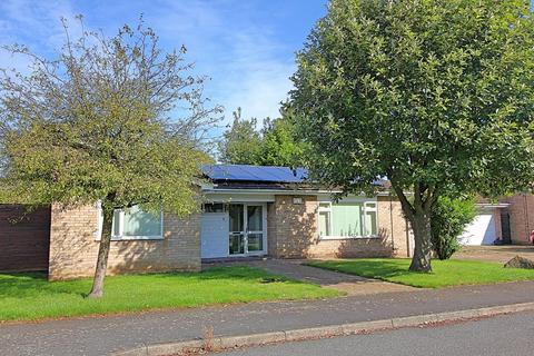 3 bedroom detached bungalow for sale - Uppingham Close, Evington, Leicester