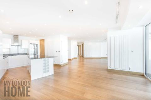3 bedroom apartment for sale - Arena Tower, 25 Crossharbour Plaza, E14