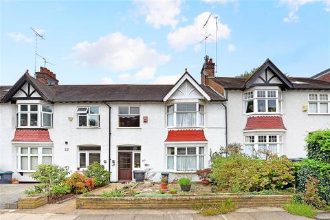 3 bedroom terraced house for sale - Priory Gardens, London, N6