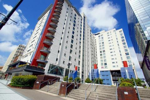 2 bedroom apartment to rent - Landmark Place , Churchill Way, Cardiff