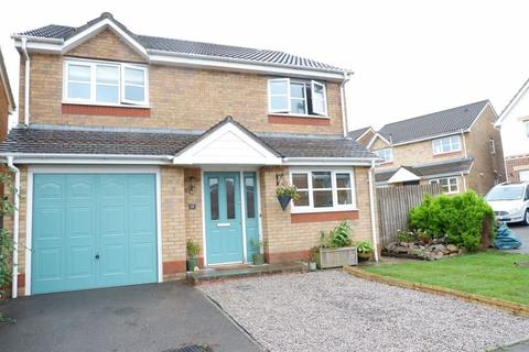 4 bedroom detached house - Blackthorn Court, Llanharry CF72 9WU