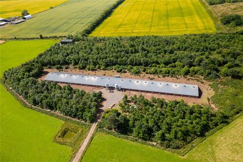 Land for sale - Dunlappie Poultry Unit, Dunlappie Farm, Edzell, Brechin, Angus, DD9