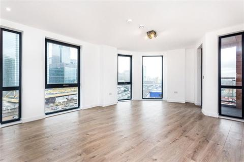 2 bedroom apartment for sale - Roosevelt Tower, 18 Williamsburg Plaza, Canary Wharf, London, E14