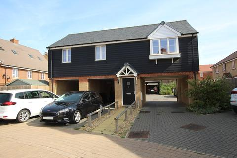 2 bedroom coach house for sale - Evans Grove, Biggleswade, SG18