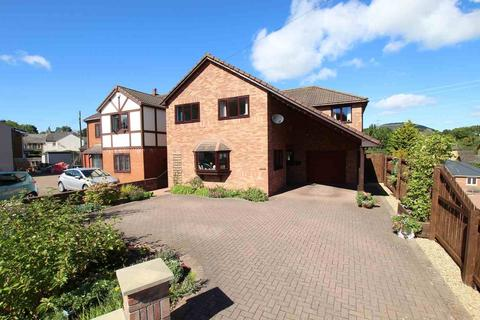 4 bedroom detached house for sale - Merthyr Road, Llanfoist, Abergavenny, NP7