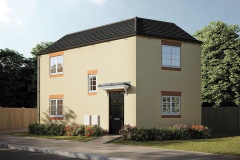 3 bedroom end of terrace house for sale - Plot 132A, The Turner at Hawkswood, Pioneer Way, Kingsmere, Bicester, Oxfordshire OX26
