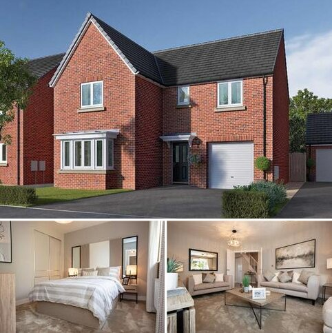 4 bedroom detached house for sale - Plot 54B, The Grainger at Grainbeck Lane, Paddock Fields, Killinghall, North Yorkshire HG3
