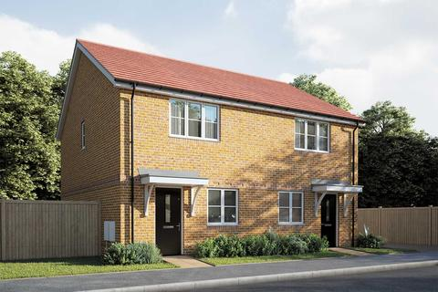 2 bedroom semi-detached house for sale - Plot 159, The Cartwright at Berengrave Gardens, Berengrave Lane, Rainham, Kent ME8