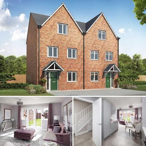 3 bedroom townhouse for sale - Plot 167, The Hancock at Olympia, York Road, Hall Green, West Midlands B28