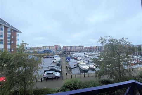 2 bedroom apartment for sale - Cork House, Marina, Swansea