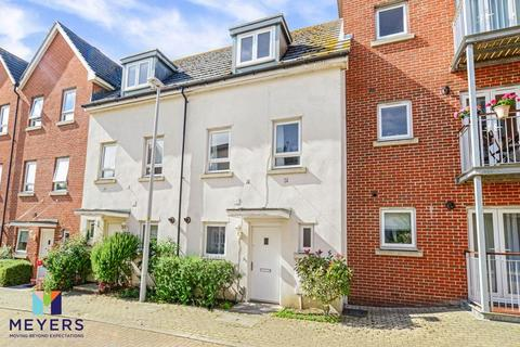 4 bedroom townhouse for sale - Durrell Way, Poole Quay, BH15
