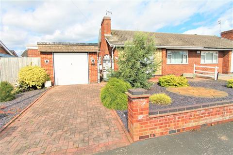 2 bedroom semi-detached bungalow for sale - Anglesey Road, Wigston, Leicester LE18