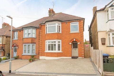 4 bedroom semi-detached house for sale - King Edward Avenue, Broadstairs