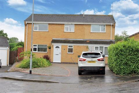 4 bedroom detached house for sale - Tiverton Close, Oadby, Leicester