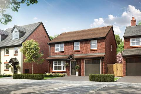 4 bedroom detached house for sale - The Downham Plot 197 at Cherry Tree Park, Crewe Road, East Shavington CW2