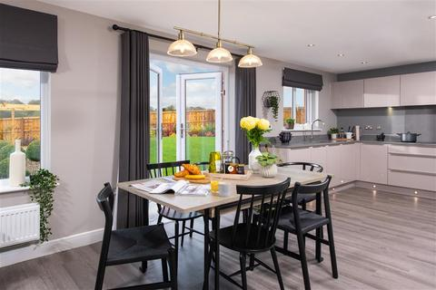 4 bedroom detached house for sale - The Downham Plot 221 at Cherry Tree Park, Crewe Road, East Shavington CW2