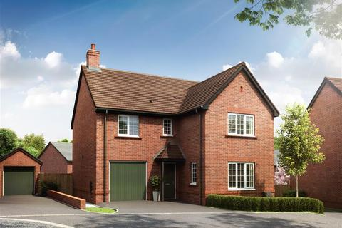 4 bedroom detached house for sale - The Evesham Plot 199 at Cherry Tree Park, Crewe Road, East Shavington CW2