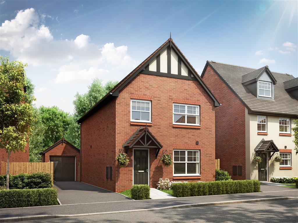 Artist impression of the Lydford at Cherry Tree Park