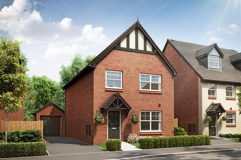 4 bedroom detached house for sale - The Lydford Plot 224 at Cherry Tree Park, Crewe Road, East Shavington CW2
