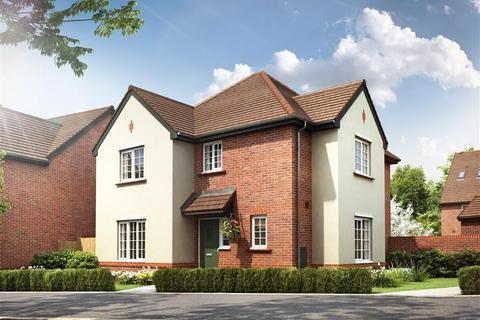 4 bedroom detached house for sale - The Teasdale Plot 219 at Cherry Tree Park, Crewe Road, East Shavington CW2