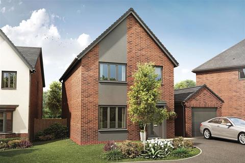 4 bedroom detached house for sale - The Lydford Plot 97 at East Hollinsfield, Hollin Lane, Middleton M24
