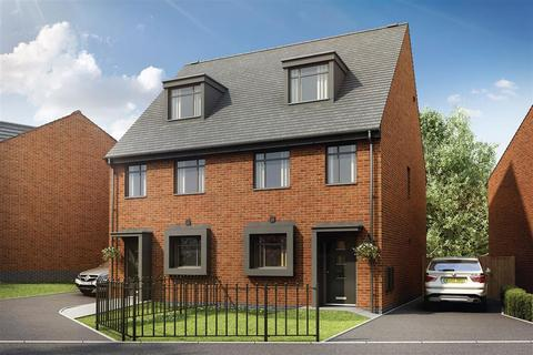 3 bedroom townhouse for sale - The Alton-G Plot 38 at Arnfield Woods, Martin Street, Audenshaw M34