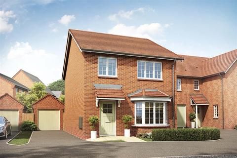 4 bedroom detached house for sale - The Lydford Plot 37 at Mulberry Lane, Mulberry Lane, Langley Lane M24