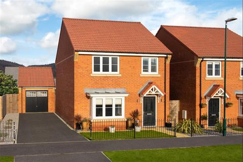 4 bedroom detached house for sale - The Midford - Plot 105 at Galley Hill, Galley Hill , Off Stokesley Road TS14