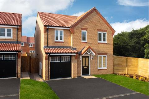 4 bedroom detached house for sale - The Bradenham - Plot 106 at Galley Hill, Galley Hill , Off Stokesley Road TS14