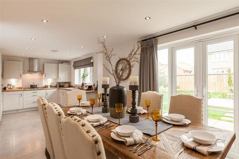 4 bedroom detached house for sale - The Shelford - Plot 108 at Galley Hill, Galley Hill , Off Stokesley Road TS14