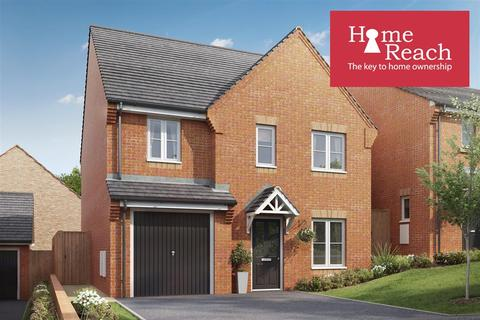 4 bedroom detached house for sale - The Bradenham - Plot 122 at Galley Hill, Galley Hill , Off Stokesley Road TS14