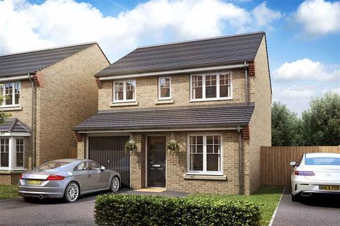 3 bedroom detached house for sale - The Aldenham - Plot 11 at Trinity Fields, Trinity Fields , York Road HG5