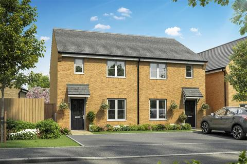 3 bedroom semi-detached house for sale - The Benford - Plot 5 at William's Heath, Darlington Road DL6