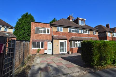 5 bedroom semi-detached house for sale - Beacon Road, Loughborough
