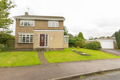 4 bedroom detached house for sale - Foxwood Close, Hasland, Chesterfield