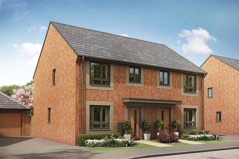 3 bedroom terraced house for sale - The Beaumont - Plot 483 at Somerdale, Somerdale Road, Keynsham BS31