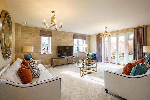 5 bedroom detached house for sale - The Burghley - Plot 52 at Kirby Meadows, Barry Close LE9