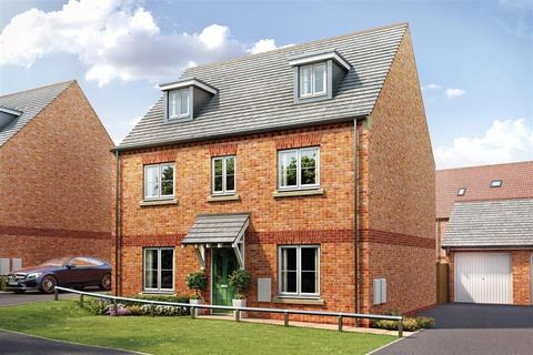 5 bedroom detached house for sale - The Garrton - Plot 49 at Kirby Meadows, Barry Close LE9