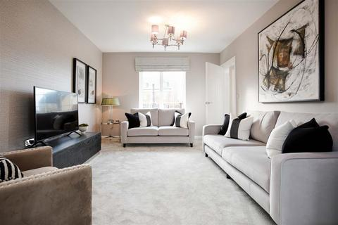 5 bedroom detached house for sale - The Garrton - Plot 69 at Kirby Meadows, Barry Close LE9