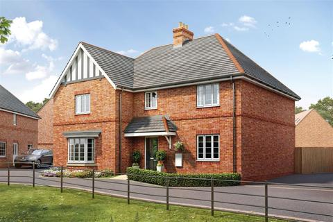 5 bedroom detached house for sale - The Stamford - Plot 53 at Kirby Meadows, Barry Close LE9