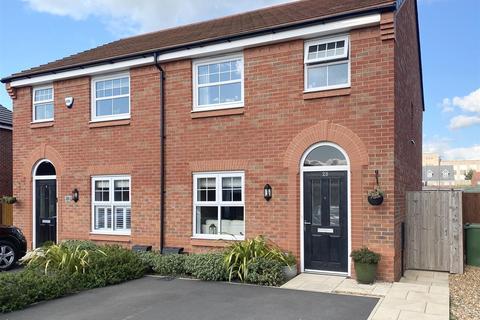 3 bedroom semi-detached house for sale - Walker Road, Winnington Village, Northwich
