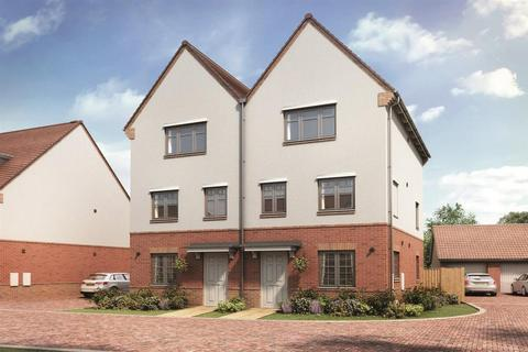 3 bedroom semi-detached house for sale - The Ashbury - Plot 161 at Whitmore Park at Kingswood Heath, Taylor Wimpey Sales Office , Whitmore Park at Kingswood Heath , Whitmore Drive Off Via Urbis Romanae CO4